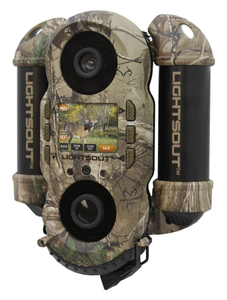 WILD GAME INNOVATIONS CRUSH 10X LIGHTS OUT HUNTING TRAIL CAMERA REVIEW