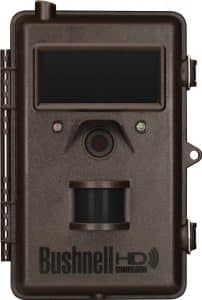 Bushnell 8MP Trophy Cam HD Wireless Black LED Trail Camera with Night Vision 1
