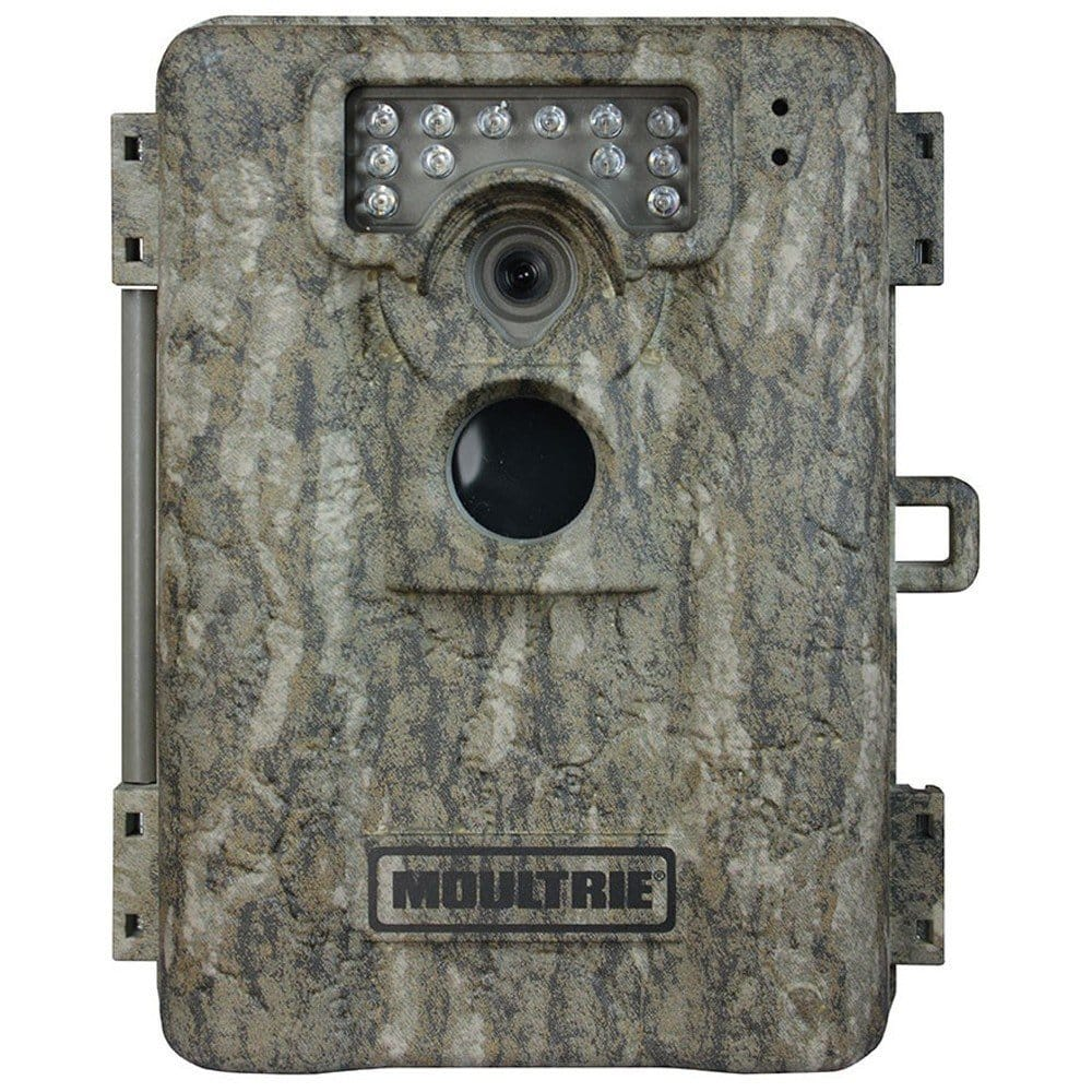 Moultrie A-5 Game Camera setup - YouTube