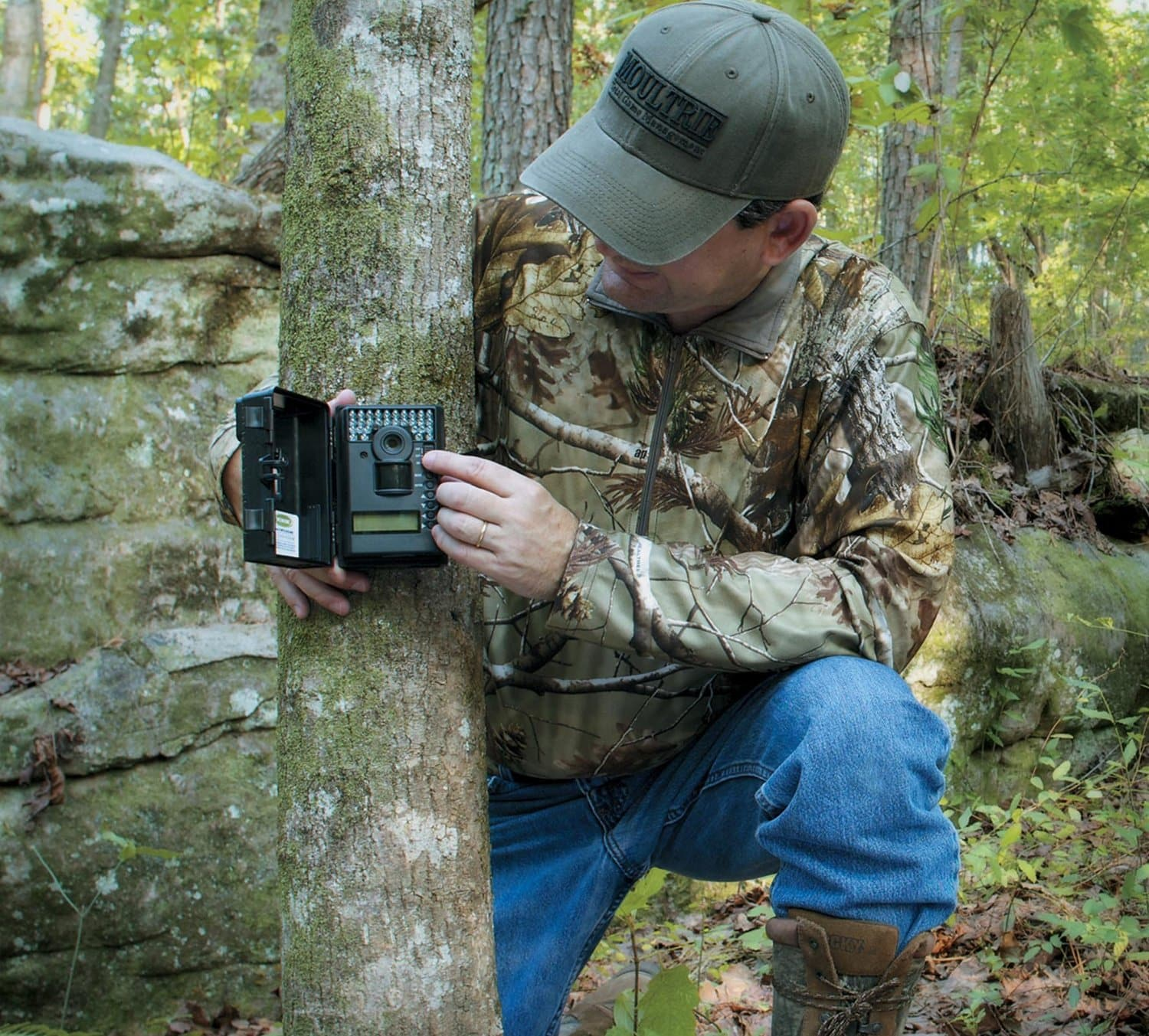 Moultrie Game Spy M-80 - Easy to use