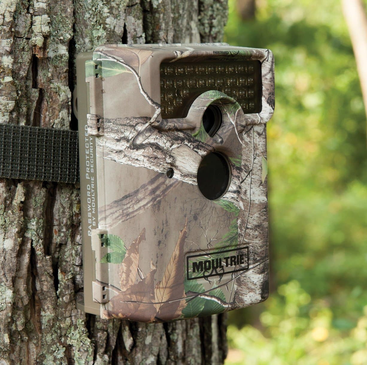 Game Hunt V300 HD 12MP Digital Game Cam Trail Camera Review