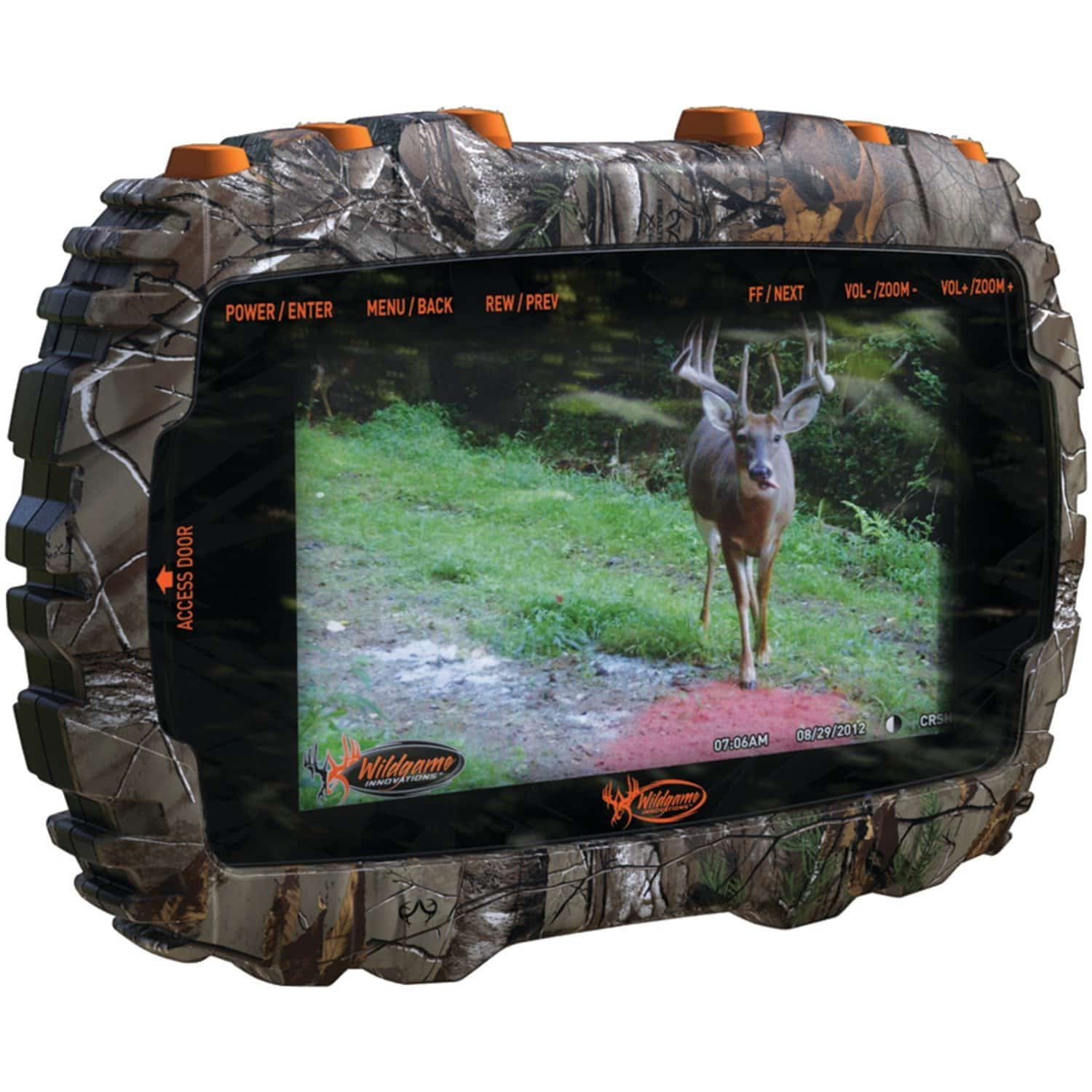 Memory Card Reader for Game Camera