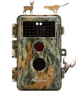 Game Camera & Deer Hunting Trail Cam with Night Vision