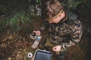 Infrared Trail Cameras