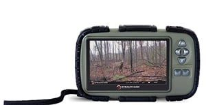 Stealth Cam SD Card Reader and Viewer with 4.3in LCD