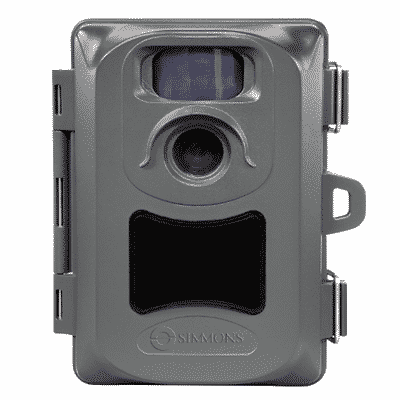 Simmons 5MP Whitetail Blackout No-Glow LED Trail Camera