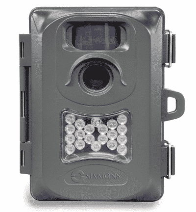 Simmons Whitetail Trail Camera with Night Vision 6 MP
