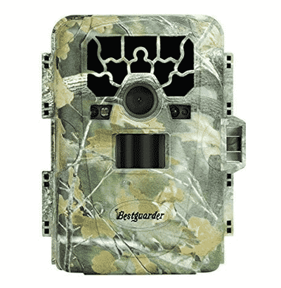 bestguarder HD Waterproof IP66 Infrared Night Vision Game & Trail Hunting Scouting Ghost Camera